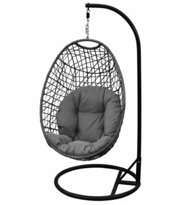 Hangstoel voor in en outdoor LW-HS-13 KW