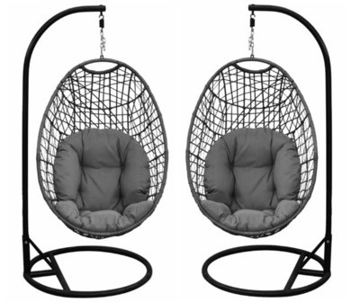 Hangstoel voor in en outdoor LW-HS-13 +KW