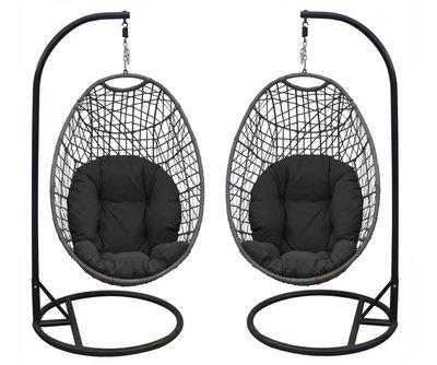 Hangstoel voor in en outdoor LW-HS-13 +KG