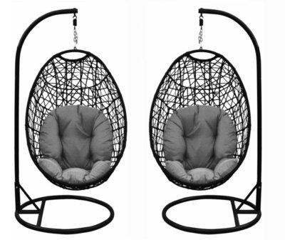 Hangstoel voor in en outdoor LW-HS-13 +KZ