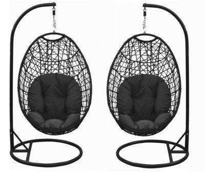 Hangstoel voor in en outdoor LW-HS-13 +W