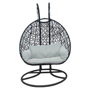 Hangstoel Voor 2 Personen.Hangstoel Voor In En Outdoor Lw Hs 31 Kw Luxury Wellness Partner